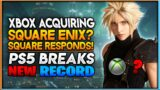 Xbox Square Enix Acquisition Rumor Hits the Internet | PS5 Breaks a New Record