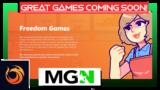 Freedom! Games: Coming Soon – Quick Rundown