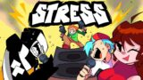 Friday Night Funkin Animation – STRESS