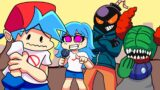 Friday Night Funkin' Logic, But Mods   Cartoon Animation