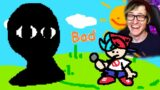 Friday Night Funkin' vs Bob – But Bad Mod Gameplay