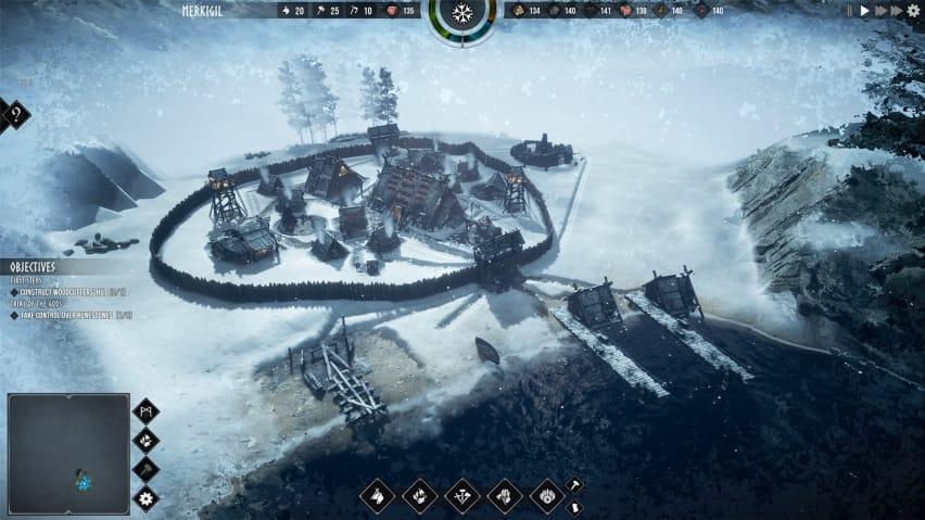frozenheim gameplay
