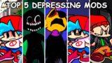 Friday Night Funkin' – Top 5 Depressing Mods