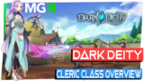Dark Deity: Class Overview Part 3 – Cleric