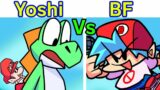 Friday Night Funkin' Vs Yoshi – Mod – Full Week