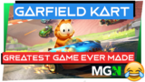 Garfield Kart – Super Duper Serious Review