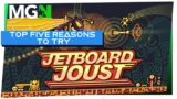 Jetboard Joust – Top Five Reasons You Need to Try