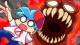 Friday Night Funkin' Logic | Cartoon Animation -Return Of Tricky?