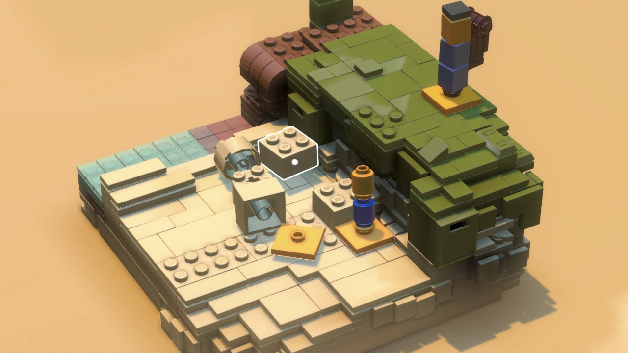 lego builders journey review