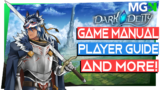 Dark Deity – Game Manual / Player Guide / And More!