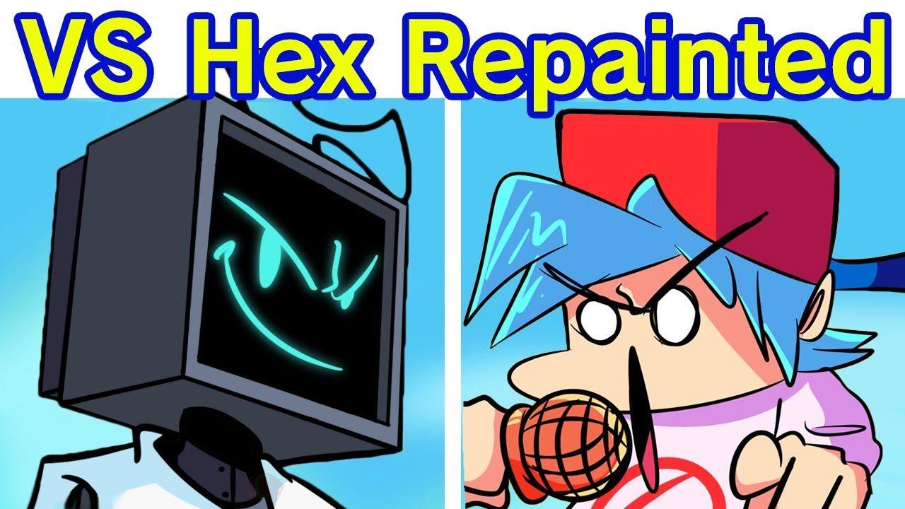 VS Hex Repainted