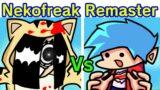 Friday Night Funkin' – Vs NekoFreak – Remastered MOD