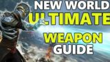 New World MMO – ULTIMATE Weapon Guide – Builds – Everything You NEED to Know!