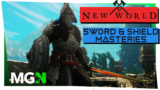 New World Weapon Mastery Guide Part 1 – Sword & Shield