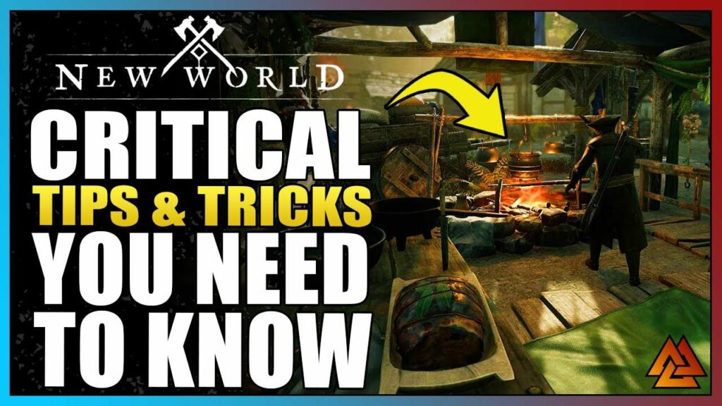New World Tips And Tricks Guide