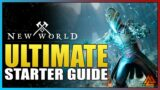 New World Beta Guide – Everything You Need To Know