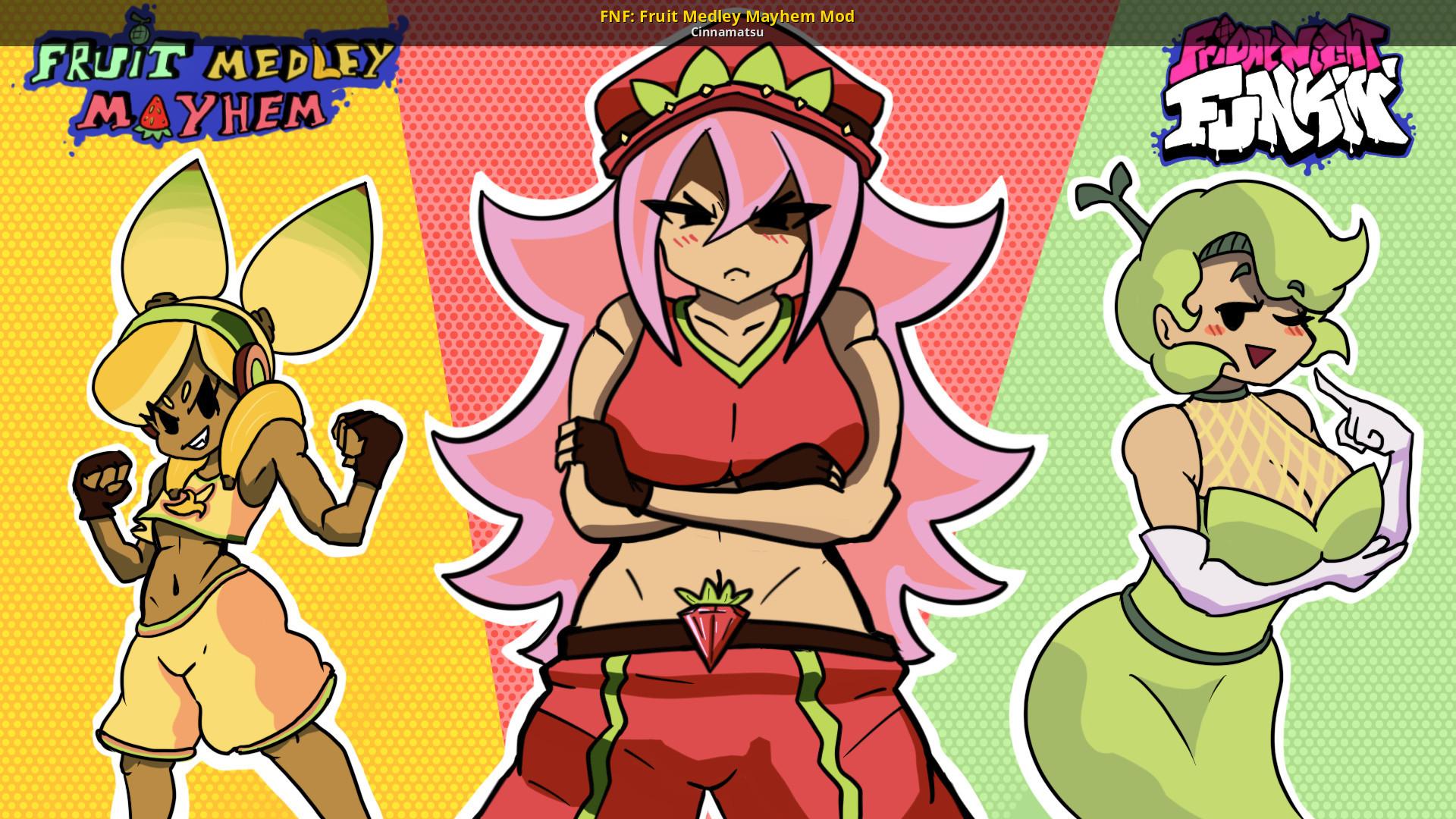 VS Fruit Medley