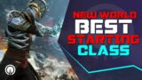 New World – What Class To Play? New Player Guide