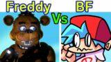 Friday Night Funkin' – Vs Freddy Fazbear Mod