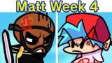 Friday Night Funkin' – VS Matt Full Week 4 – UPDATE