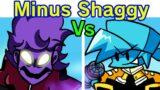 Friday Night Funkin' VS Minus Shaggy