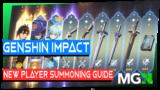 Genshin Impact: New Player Summoning Guide