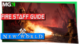 New World Weapon Mastery Guide Part 9 – Fire Staff