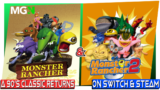 Monster Rancher 1 & 2 DX | PC & Switch | 9th of December 2021