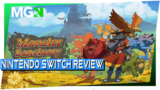 Monster Sanctuary Review for the Nintendo Switch