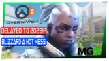 Overwatch 2 Delayed to 2023!?