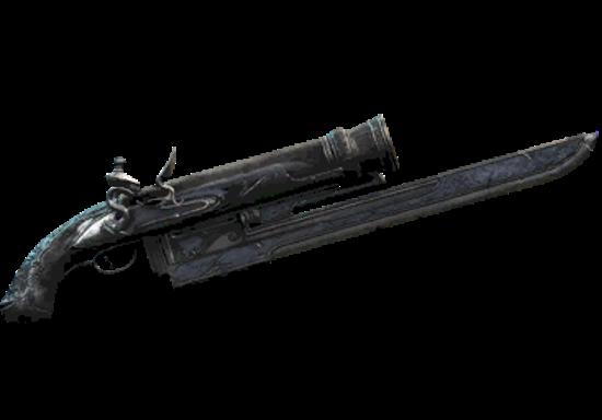 new world pistol