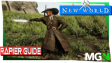 New World – Rapier – Weapon Mastery Guide