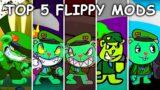 Friday Night Funkin' – Top 5 Flippy Mod