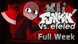 Friday Night Funkin' – Mii Funkin – V.S. Eteled Mod