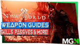 New World – All Weapon Masteries