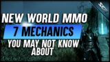 New World MMO Starting Guide – 7 Mechanics You May Not Know About (Beginner's Guide, Tips and Tricks)