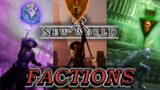 A New World Faction Picking Guide | Which ONE to Choose?