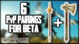 New World MMO | Top 6 PvP Weapon Pairings