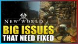 New World: The BIGGEST Problems That Need To Be Fixed!