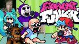 Friday Night Funkin' – V.S. Baby Blue Brother – MOD