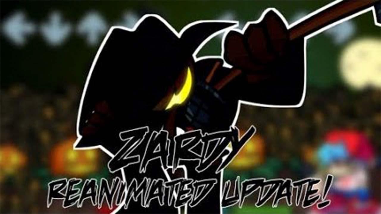 zardy foolhardy reanimated mod