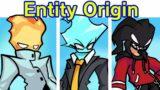 Friday Night Funkin' VS Entity Origins BREAKOUT (Agoti Solazar Prequel)