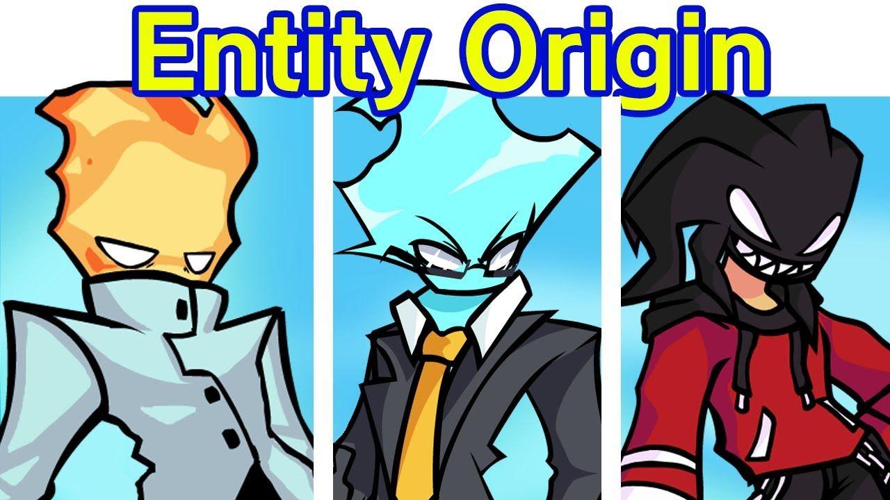 vs entity origins
