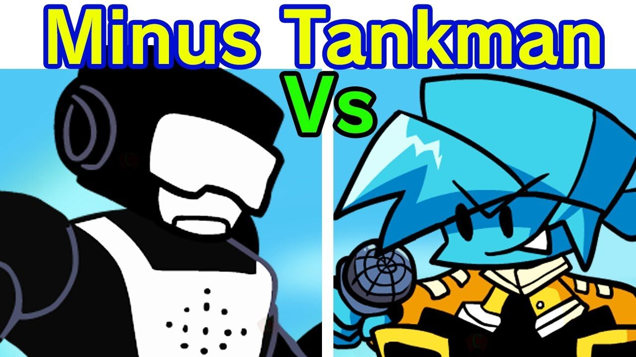 minus tankman high effort mod