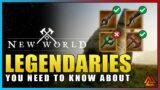 New World – 18 Legendary Weapons You Should Know About