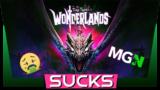 Tiny Tina's Wonderlands SUCKS