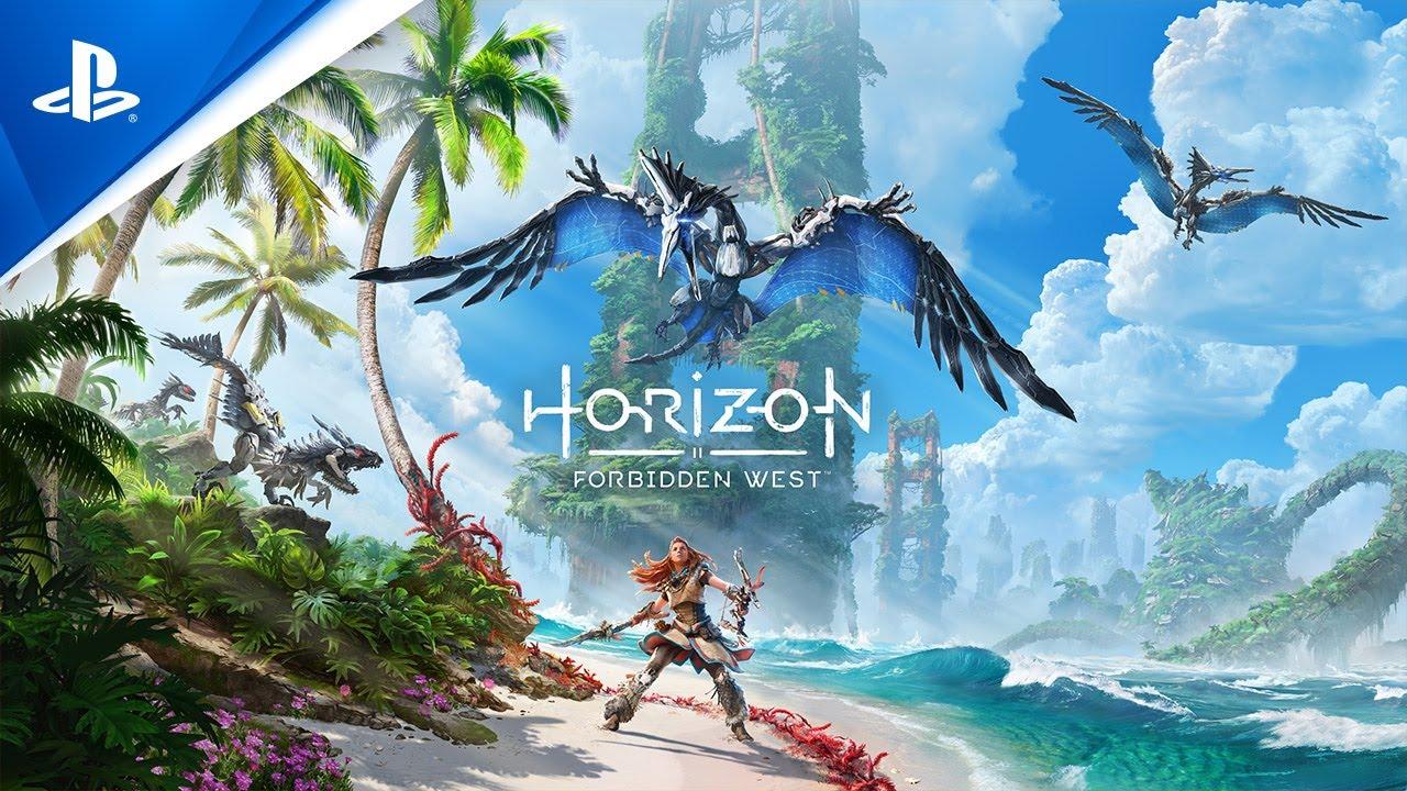 horizon forbidden west ps4 ps5