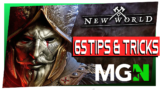 New World – 65 Great Tips and Tricks