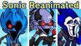Friday Night Funkin' VS Minus Sonic Reanimated Full Week