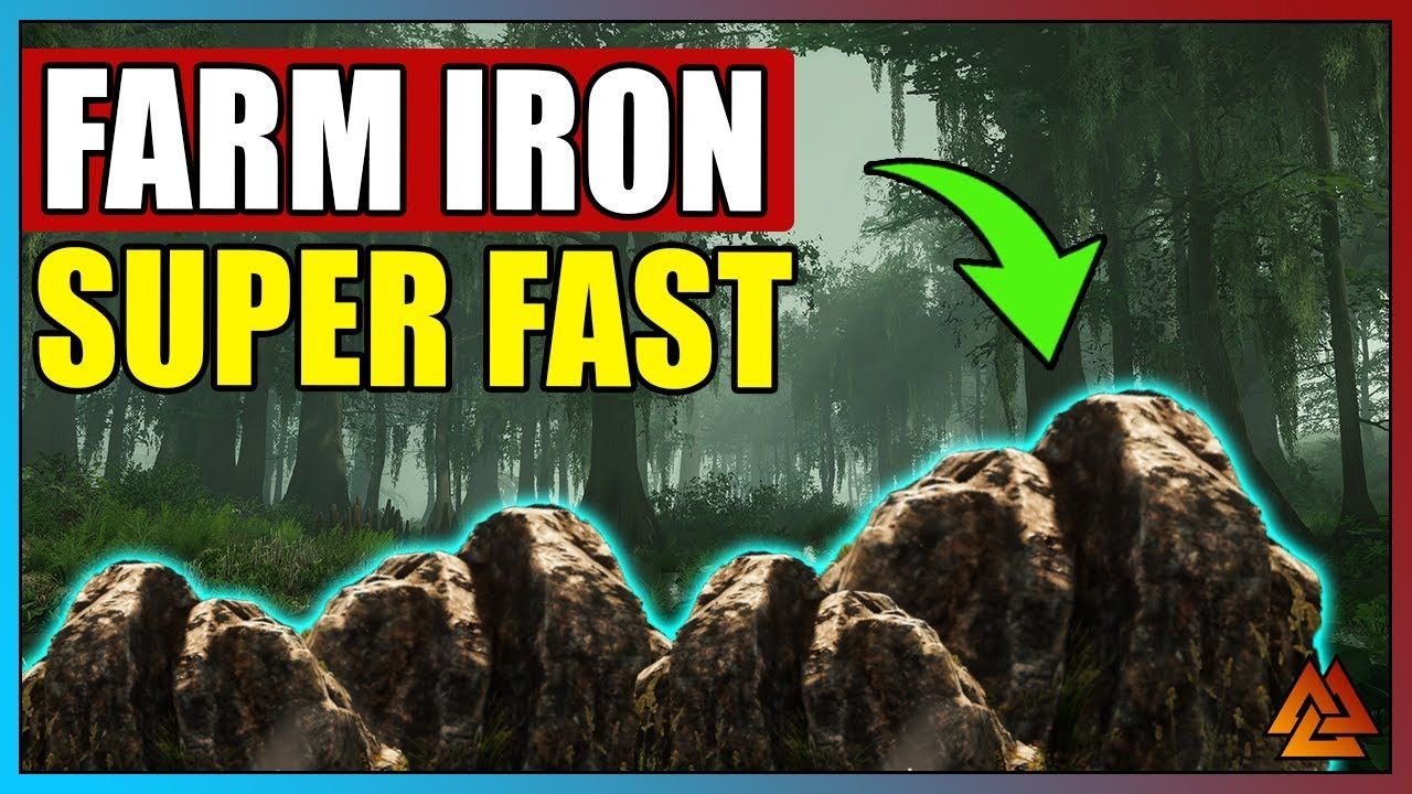 New World iron guide